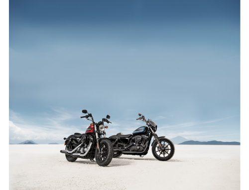 To nye Sportster-modeller fra Harley-Davidson