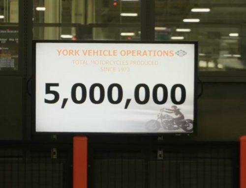 5 millioner Harley-Davidson produceret