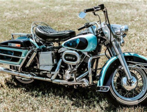 Vidste du at Elvis Presley havde stor interesse for motorcykler?