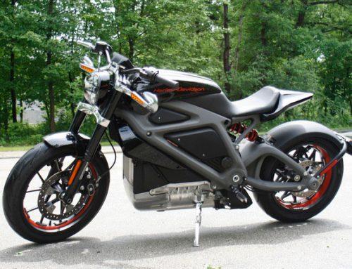 Elektrisk Harley kommer til næste år
