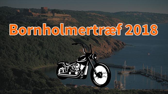 Træf på Bornholm 2018