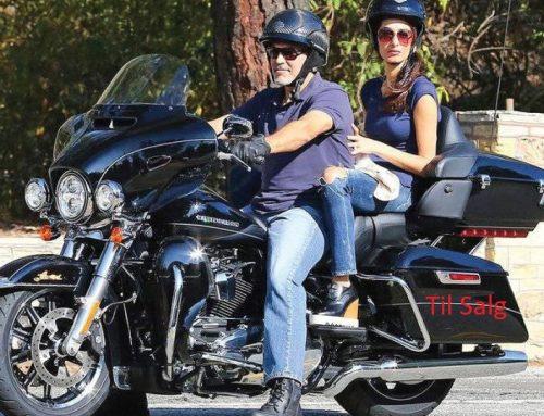 Kone tvinger George Clooney til at sælge MC